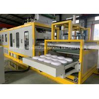 Wholesale High Speed Plastic Automatic Foam Food Container Forming Machine With Touch Screen from china suppliers