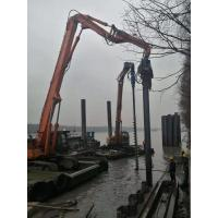 Wholesale Small Volume Concrete Pile Driving Equipment Low Noise During Construction from china suppliers