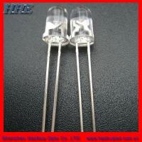 Wholesale 5mm Purple UV LEDs Normal Intensity (HH-500CCP503) from china suppliers