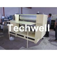 Wholesale 1200 / 1220 / 1250mm MDF Embossing Machine With Temperature Control System from china suppliers