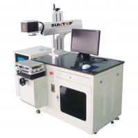 Wholesale Water Cooling 50w Diode Laser Marker For Metal Products / Barcode Marking from china suppliers