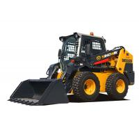 Wholesale Skid Steer Loader Soil Moving Equipment 67hp Yanmar Engine SWSSL835 from china suppliers