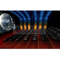 Wholesale Arc / Globular screen 3d movie theater , stereo cinema system with Dolby 3D / IMAX Projectors from china suppliers
