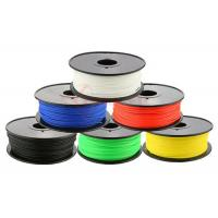 Wholesale High tenacity 3mm HIPS 3D Printing Filament Materials black 1KG (2.2lb) / Spool from china suppliers