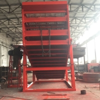 Wholesale Mining Gravel Stone Crusher Vibrating Screen With Rubber Spring Damper from china suppliers
