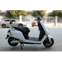 Wholesale Compact Electric Motorcycle Scooter , Battery Operated Scooters 72V / 20AH Fashion Design from china suppliers