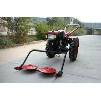 China 12HP Walking Tractor / Hand Tractor With Disc Mower on sale