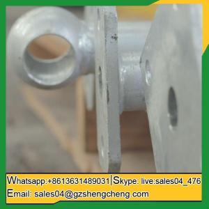 China Hamilton Island Hot sale steel barrier galvanized ball fence system on sale