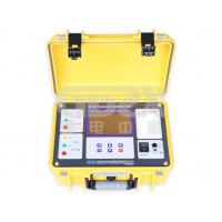 Wholesale ZX-BC Automatic Power Transformer Testing Equipment / 1-10000 Range Turns Ratio Test Meter from china suppliers