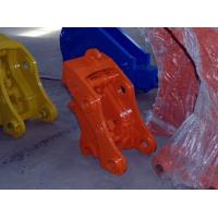 Wholesale 0.01-12m3 Capacity Excavator Quick Hitch Coupler BV Certificated Stardard Type from china suppliers