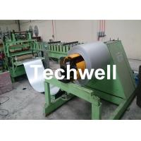 Wholesale Double Support Uncoiler Stainless Steel Cut To Length Machine Line TW-CTL1250 from china suppliers
