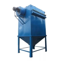 Wholesale Vertical 5.5kW Mining Dust Collector , Bag Filter Cartridge Machine from china suppliers