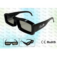 Wholesale REALD Cinema and Home TVs Circular polarized 3D glasses from china suppliers