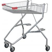 Wholesale 80L -  120L Lower Metal Basket Disabled Shopping Trolley For Wheel Chairs from china suppliers