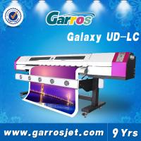 China 1.8m Large Format Eco Solvent Printer Galaxy UD181LC Environmantally Friendly Ink for Flex Banner Printing on sale