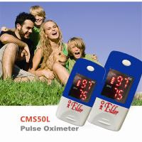 China hot selling spo pulse oximeter pulse oximeter 50L for testing PR and SPO2 spo pulse oximeter on sale