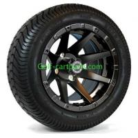 Wholesale Custom 12 Inch Golf Cart Wheels Tires Ezgo Wheels And Tires Set Of 4 Shiney from china suppliers