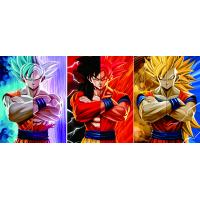 Wholesale 30*40cm 0.6mm PET Dragon Ball 3D Lenticular Poster from china suppliers