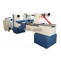Wholesale High End Automatic CNC Wood Turning Lathe Machine For Baseball Bat And Chair Legs from china suppliers