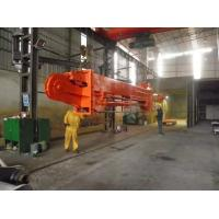 Buy cheap CE Excavator Telescopic Boom Outstretched Arm For Depth Digging / Subway from wholesalers