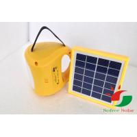 Wholesale Solar lantern with radio from china suppliers