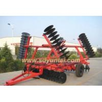 China Hydraulic Trailed Disc Harrow on sale