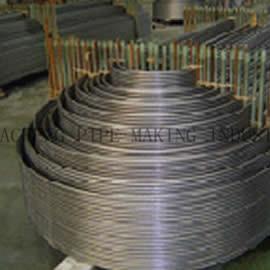 Wholesale ASME SA106B / A53B / 192 / A200 Heat Exchanger U Bend Tube Cold Drawn BK BKS BKW from china suppliers