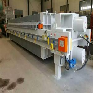 Wholesale Mining Iso9001 Filter Press Equipment High Performance from china suppliers