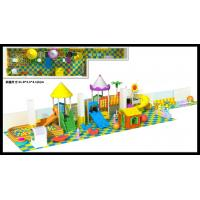 Wholesale China Supply 2017 CE-certificated New Products Kids Indoor Fitness Playground Equipment from china suppliers