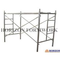Wholesale Multi - Function Ladder Frame Scaffolding Q235 Steel Pipe For Construction Work from china suppliers