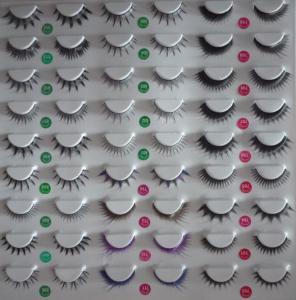 Wholesale 100% real Siberian mink false eyelashes wholesale from china suppliers