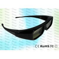 Wholesale OEM 3D Digital Cinema IR Shutter Glasses,cinema use, encrypted and non-encrypted models from china suppliers