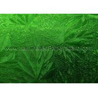 Wholesale Green Foil paper/Foil Craft Paper forEye Marsk /Cake Boxes and Hand Bag from china suppliers