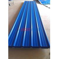Multi Layer Corrugated Pvc High Strength Roof Tile Roll
