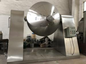 Wholesale Industrial Rotating SS304 Double Cone Vacuum Dryer Pharmaceutical from china suppliers