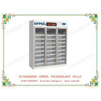 Wholesale OP-1108 Drug Storage Triple Glass Doors Customized Size Air Cooling Refrigerator from china suppliers