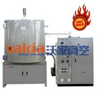 Anti - Scratch Optical Glass / Resin Lens PVD Vacuum Coating Machine