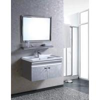 Wholesale Stainless Steel Bathroom Cabinet Sanitaryware (YX-8100) from china suppliers