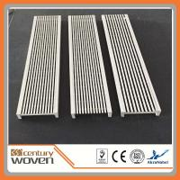 China Stainless steel shower floor grate drain on sale