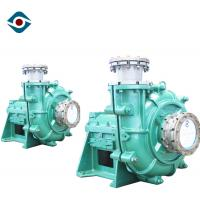 Wholesale Long Life Horizontal Slurry Pump Heavy Duty Mud Pump for Mining Industry from china suppliers