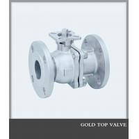 Buy cheap Casting Full Port Flange Ball Valve ANSI/API/ASME/ASTM 150lb from wholesalers