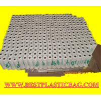 China China Products Customized HDPE printing die cut plastic bag on sale