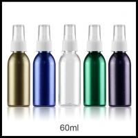 Wholesale Plastic Perfume Essential Oil Spray Bottles Empty Cosmetic Container 60ml Durable from china suppliers