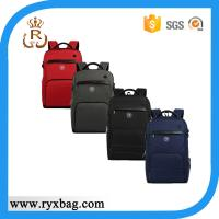Wholesale Nylon backpack with headphone port design from china suppliers