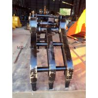 Wholesale 360 Degree Excavator Rotating Grapple Wood Grab Wearable Q345 Steel Material from china suppliers