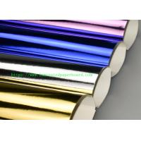 Wholesale Metallic Foil Paper Rolls/Laminating Foil Paper for Wine Boxes/Cake Tray from china suppliers