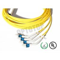 China 2.0 / 3.0 mm Fiber Optic Y Cable , Fiber Optic Coupler Module 2 * 4 For CATV / Network System on sale