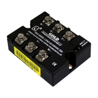 Wholesale 4-32VDC to 40-530VAC 3 Phase Solid State Relay from china suppliers