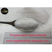 Buy cheap CAS 5875 06 9 Local Anesthetic Drugs , Pharmaceutical Raw Powder Proparacaine from wholesalers