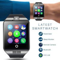 Wholesale Single SIM Card Bluetooth Smart Bracelet 220 - 300mAh Battery Capacity Support Music from china suppliers